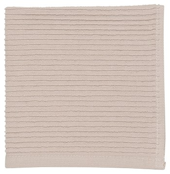 Oyster Ripple Dishcloths <br> Set of 2