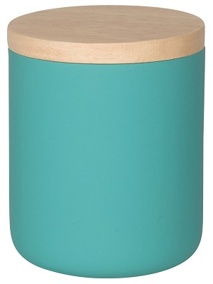 Lagoon Blue Canister Med