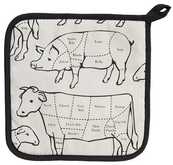 Prime Cut Potholder
