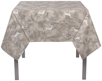Noble Deer Tablecloth <br> 60 x 90 inch