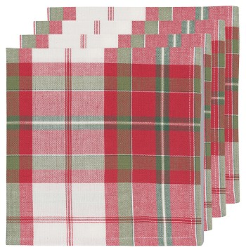 Chili Garland Napkins <br> Set of 4