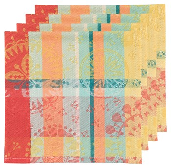Prisma Jacquard Napkins <br> Set of 4
