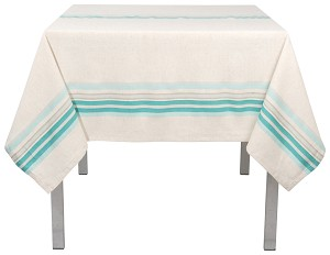 Vilna Stripe Tablecloth <br> 60 x 90 inch