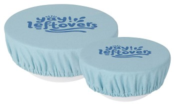 Yay! Leftovers Save It Bowl Cover Set