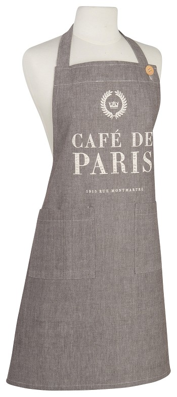 Cafe De Paris Apron