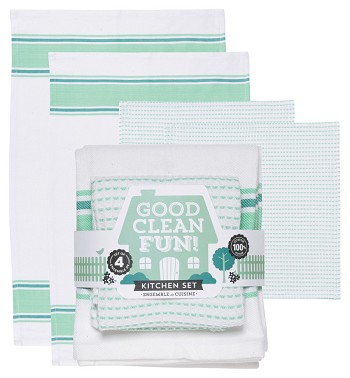 Good Clean Fun Kitchen Set Spearmint