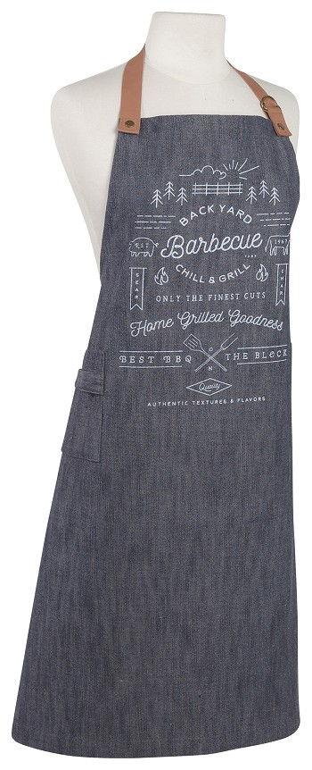 Backyard Barbecue Renew Apron