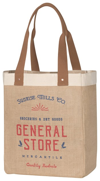 Dry Goods Market Tote