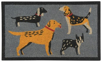 Dog Days Doormat