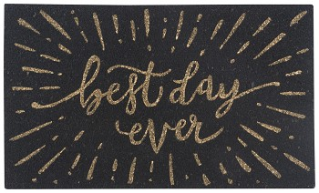 Best Day Ever Doormat