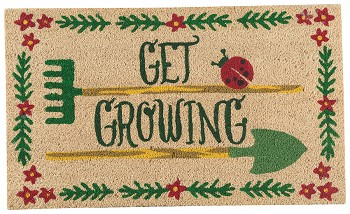Get Growing Doormat