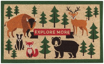 Explore More Doormat