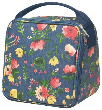 Midnight Garden Lets Do Lunch Bag