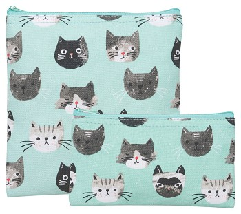 Cats Meow Snack Bags