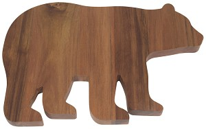 Boris Bear Shaped Serving Board