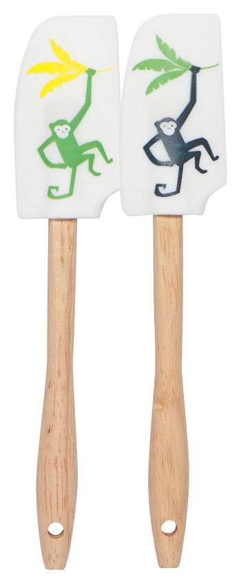 Wild Bunch Mini Spatulas <br> Set of 2