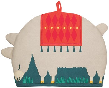 Lupe Llama Shaped Tea Cosy