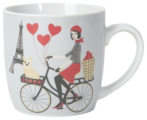Tour De Paris Mug