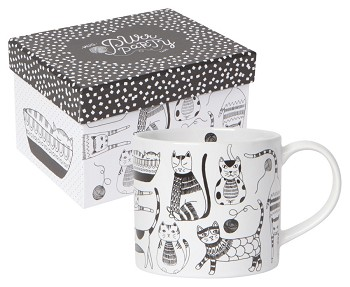 Purr Party Mug in a Box
