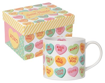 Sweet Hearts Mug in a Box
