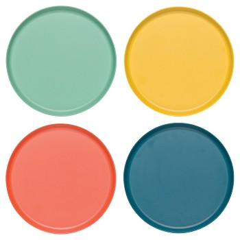 Fiesta Ecologie Dinner Plates <br> Set of 4