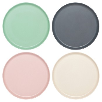 Tranquil Ecologie Side Plates <br> Set of 4