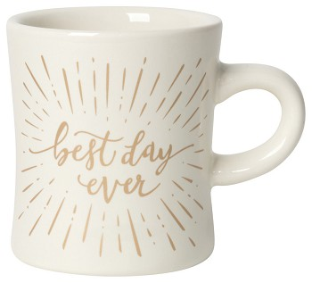 Best Day Ever Diner Mug