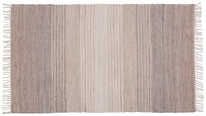 Gray Chindi Stripe Rug <br> 3' x 5'