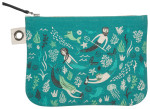 Sea Spell Large Zipper Pouch