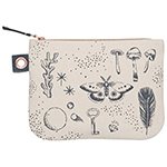Mystique Large Zipper Pouch