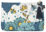 Birdland Small Cosmetic Bag