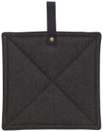 Black Denim Sawyer Potholder