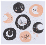 Designer Dishtowel Moonrise
