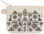 Shadowvale Large Zipper Pouch