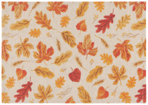 Autumn Harvest Printed Placemat