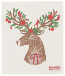 Dasher Deer Ecologie Swedish Sponge Cloth