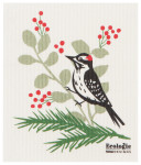 Forest Woodpecker Ecologie Swedish Sponge Cloth