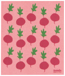 Radishes Ecologie Swedish Sponge Towel