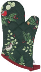 Forest Birds Oven Mitt