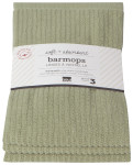 Sage Barmops Set of 3