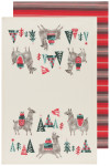 Happy Llamadays Dishtowels Set of 2