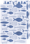 Royal Color Center Printed Floursack Dishtowels Set of 2