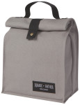 Gray Forage & Gather Lunch Bag