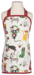 Meowy Christmas Kid's Apron