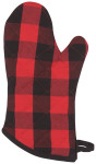 Buffalo Check Superior Oven Mitt