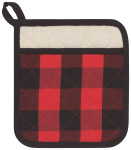 Buffalo Check Superior Potholder