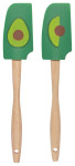 Avocados Mini Spatulas Set of 2