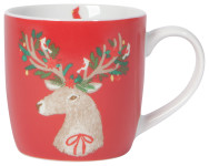 Dasher Deer Mug