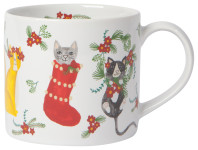 Meowy Christmas Mug in a Box