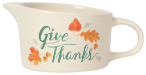 Autumn Harvest Gravy Boat